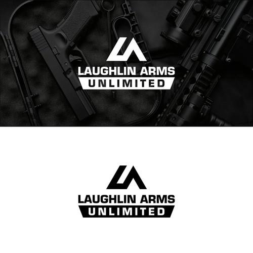 Logo for Gun Manufacturing Logo