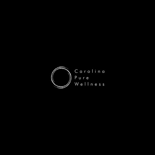 Carolina Pure Wellness logo concept