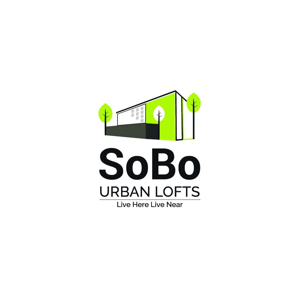 Design a hip/mod/cool logo for SoBo (SouthBozeman) urban lofts.