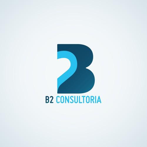 Create a Striking Logo For 'B2 Consultoria'