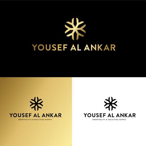 Yousef Al Ankar Logo