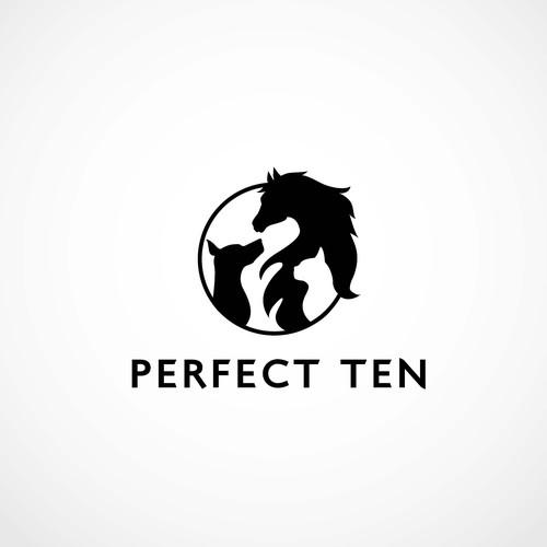 Logo for Perfect Ten