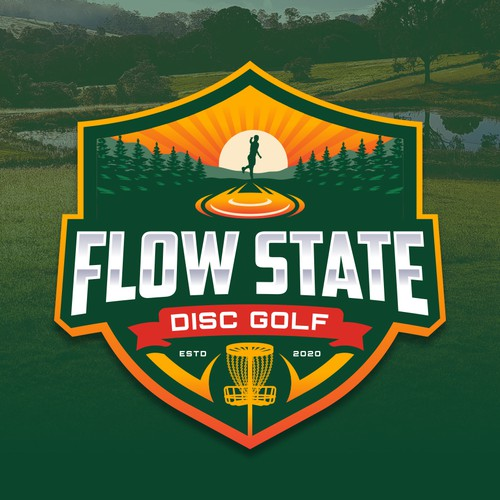 Flow State Disc Golf