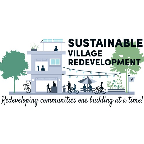 sustainable village redevelopment