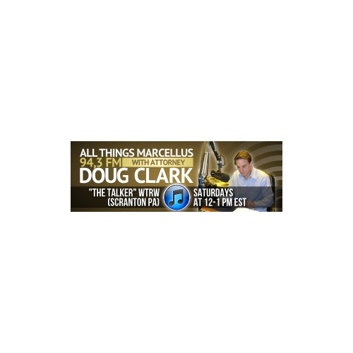 The Clark Law Firm's banner