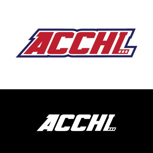 Collegiate Ice Hockey League Logo
