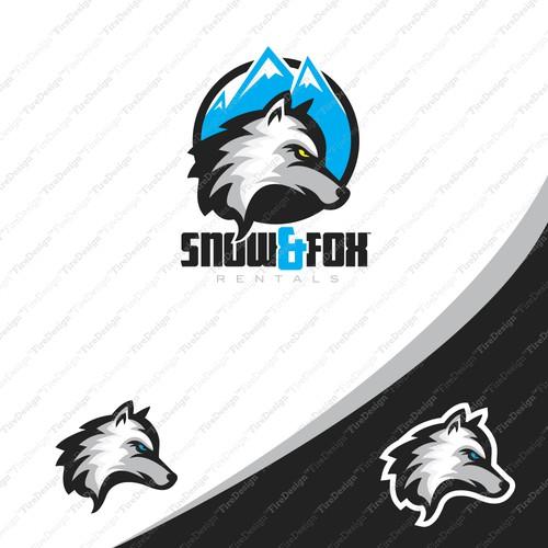 Snow Fox Concept