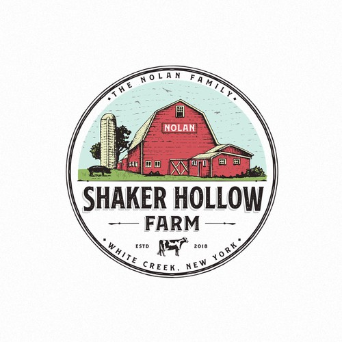 Shaker hollow farm