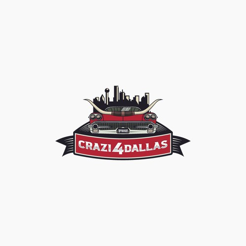 Event logo for Crazi 4 Dallas