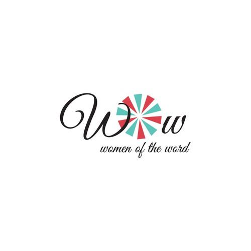 Logo design for church women's ministry.