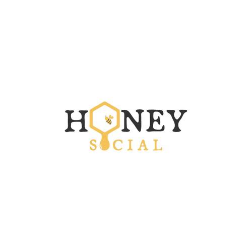 Logo for a Social Media Management Agency