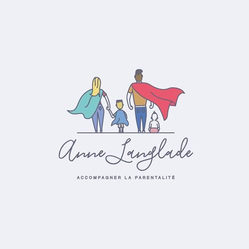 Logo pour activité de soutien à la parentalité
