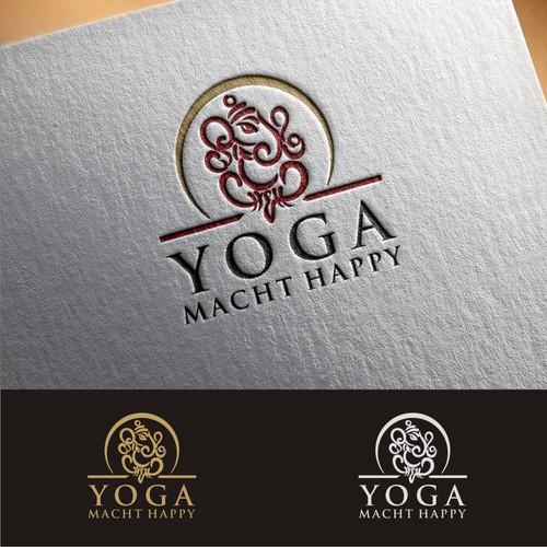 Yoga macht happy