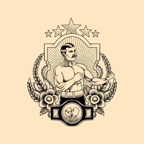 tattoo boxing