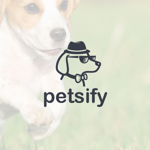 Logo for Petsify