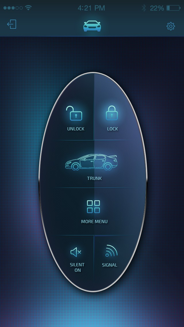 Car Remote Control App (possible 1 on 1 deal follow up)