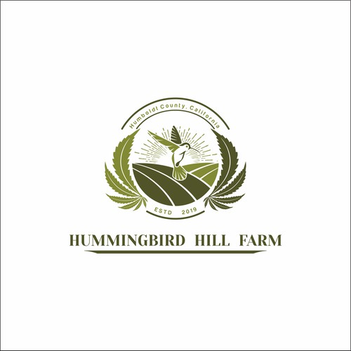 Hummingbird Hill Farm, a Humboldt County, California organic cannabis farm!