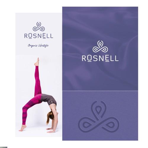 Logo Rosnell:有机生活方式
