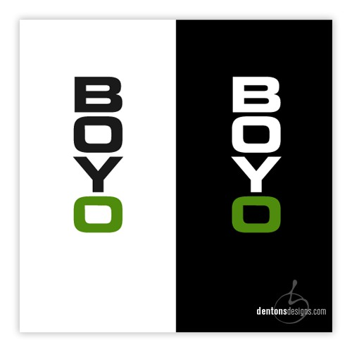 BOYO - retail clothing tag logo