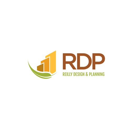 Logo for landscape design and environmental planning business
