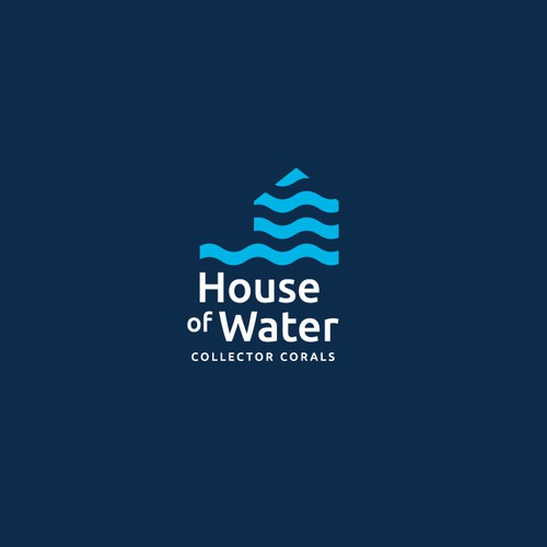 Logo for House of Water