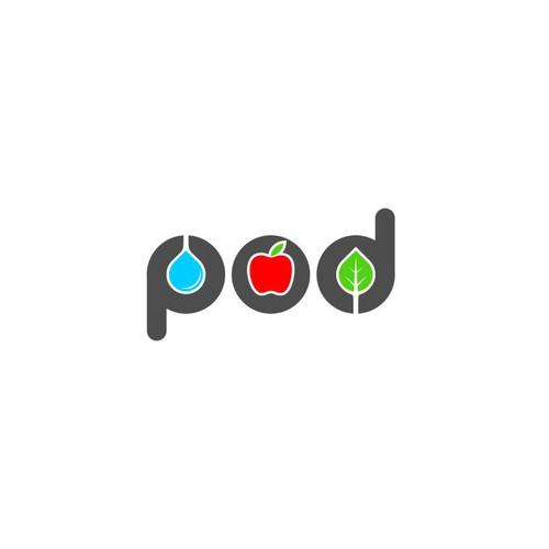 Create the next logo for pod