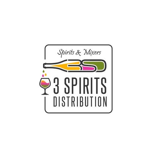 Creative logo concpet for 3SD
