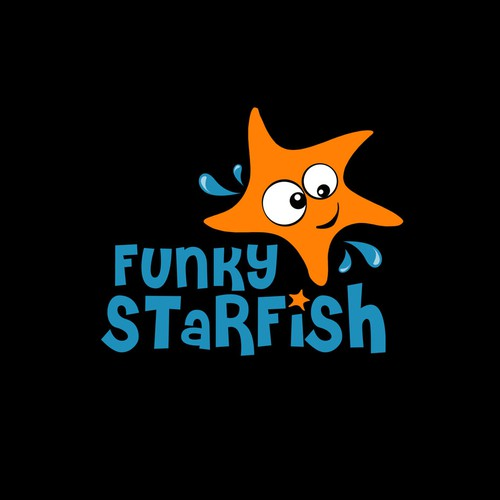 FUNKY STARFISH LOGO