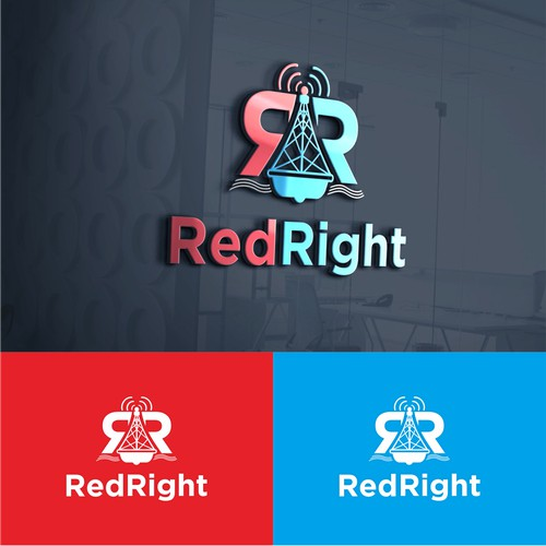 logo Concept for RedRight