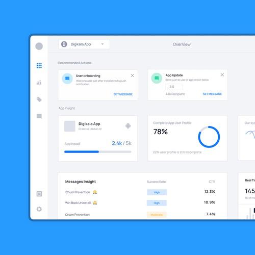 Web App UI/UX