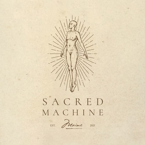 Logo design for Sacred Machine