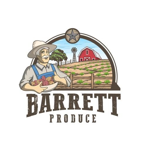 Barrett Produce