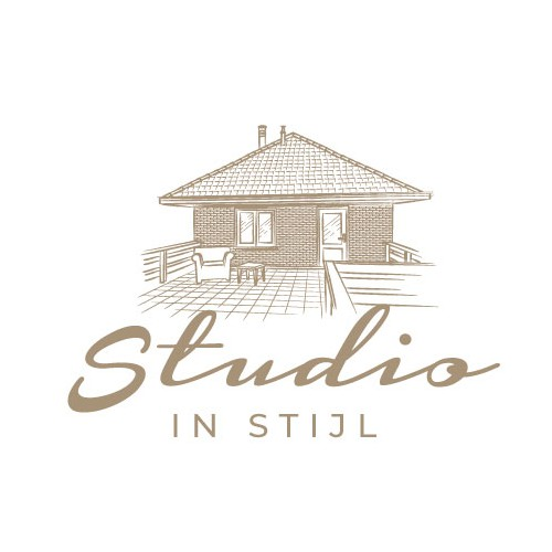 Stylish studio logo