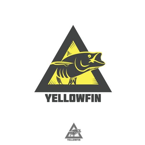 Bold logo for construction company