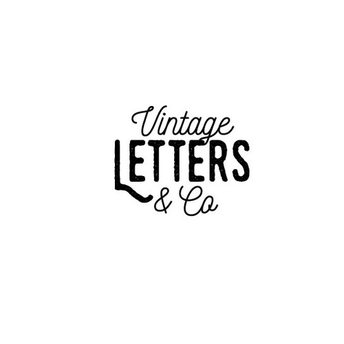 New National Company Logo - Vintage look, luxurios feel