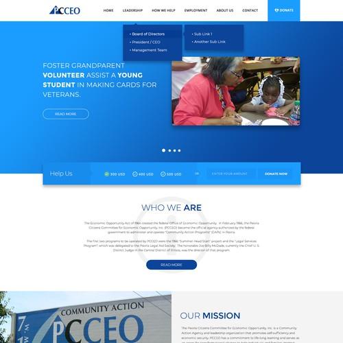 NGO Website Design