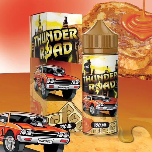 thunder road e liquid line