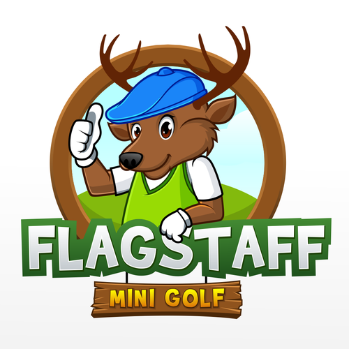 Elk Golf Logo