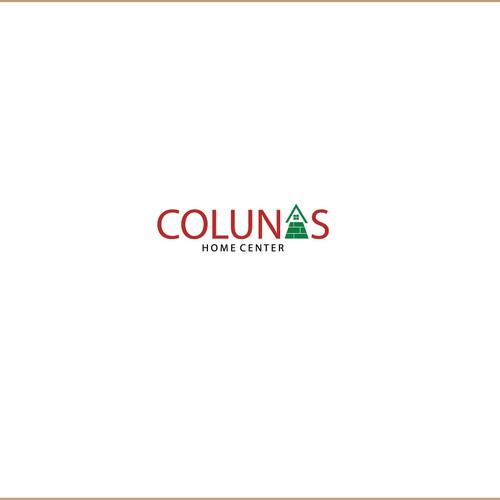 colunas home center