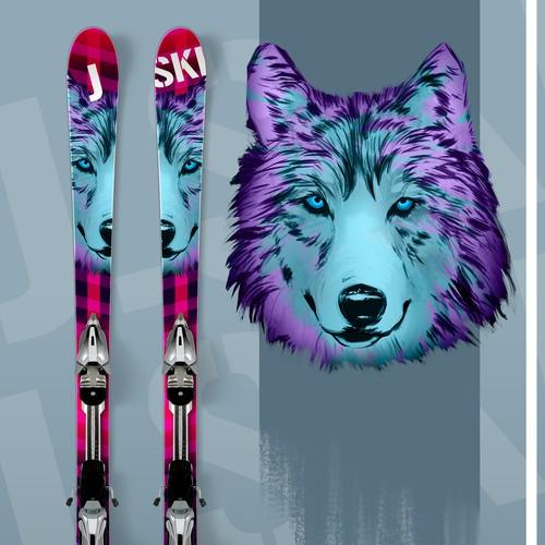 Wolf Ski Design