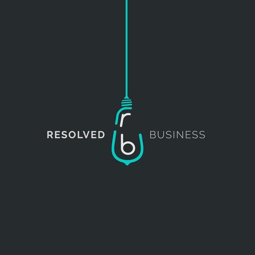 Resolved group logo ! Resolved Business
