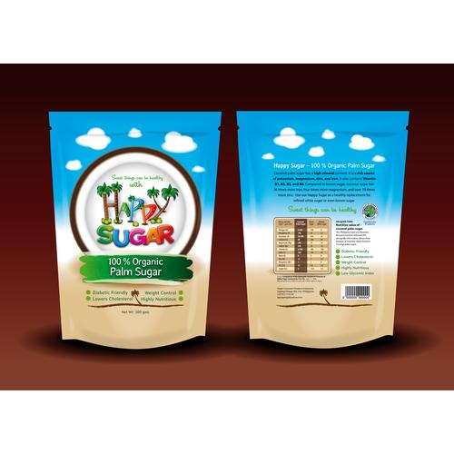 Palm Sugar Bag