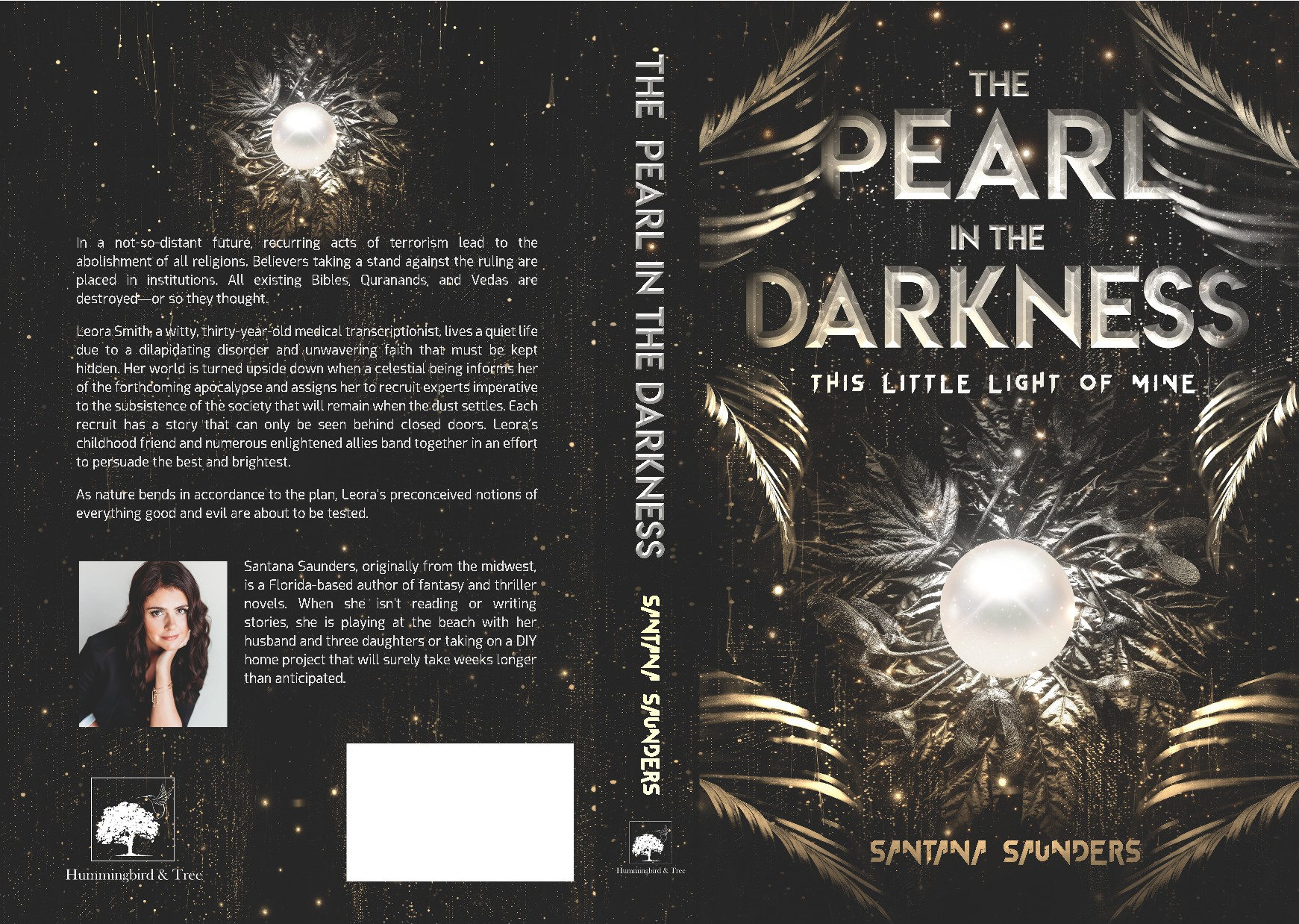 Apocalyptic Thriller Cover to Appeal to Women