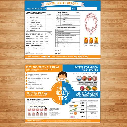 PostCard For Kid Dental