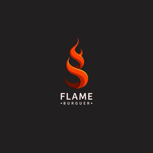 Flame Burguer Concept