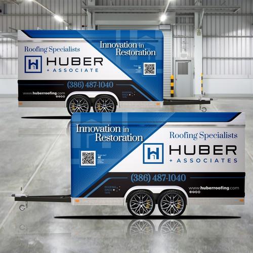 TRAILER HUBER