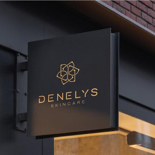 Modern elegant logo for Denelys!