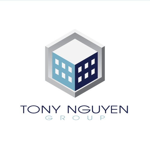 Create the next logo for Tony Nguyen Group