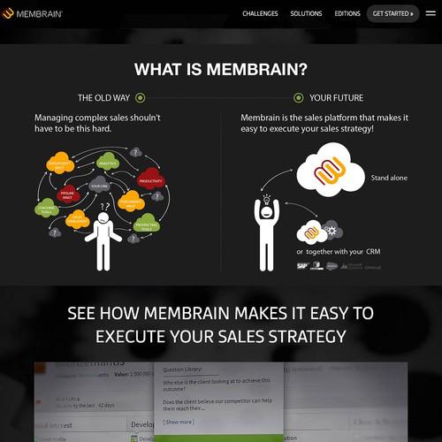 Why companies need Membrain