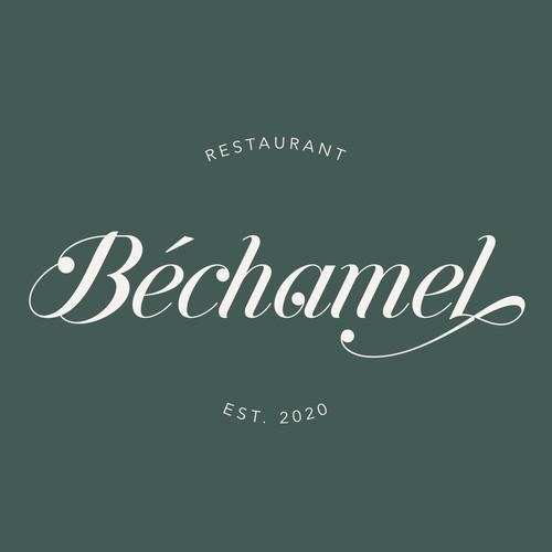Bechamel Restaurant Branding